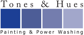 Tones and Hues website Logo